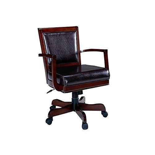 Hillsdale Ambassador Caster Arm Chair