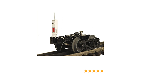 MTH END OF TRAIN DEVICE WHITE