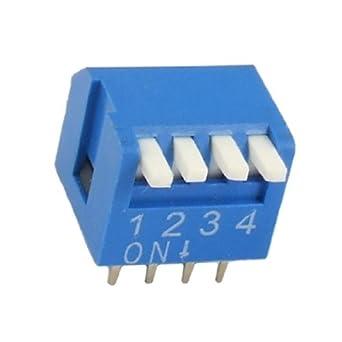 Dip-switch 5 posizioni interruttore dip switch