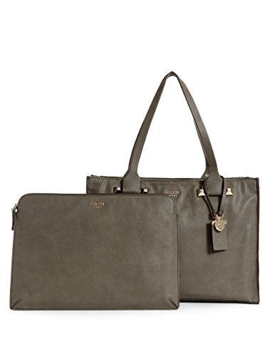 GUESS Talan Pebbled Faux-Leather Tote by GUESS