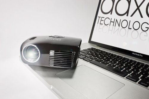 Aaxa m2 pico micro projector with led xga 1024x768 for Micro movie projector