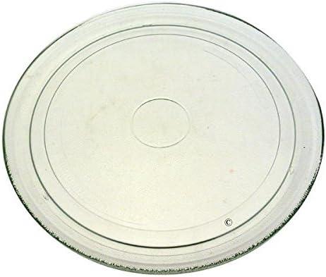 /275/mm de diam/ètre Whirlpool Mwd244//WH Plateau tournant en verre/