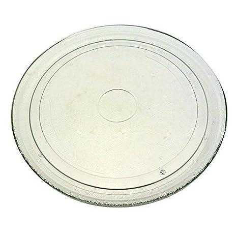 Bandeja de cristal de 27,2 cm para microondas Whirlpool mwd201 ...