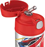 Thermos Spiderman Funtainer 12 Ounce Bottle, Colors