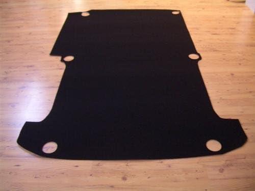 Dsx Laderaummatte Komplett Teppich Fußmatte Passend Für Vw T6 Transporter Kasten Kastenwagen Auto