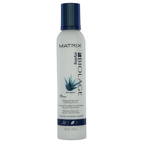 Matrix 8.5 oz Biolage Styling Blue Agave Whipped Volume Bodifying Mousse