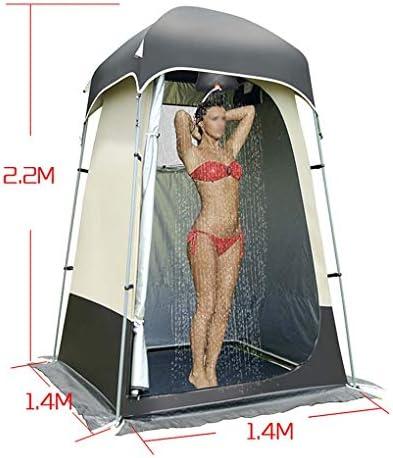 XUENUO Carpa De Ducha Tienda De Privacidad Carpa De Baño Al Aire Libre, para Camping Senderismo para La Ducha para Cambiar Pesca Playa Vestuario