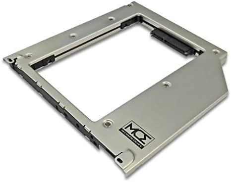 MCE optibay® – Optical Bay Drive Kit 2 nd disco duro/SSD Caddy ...