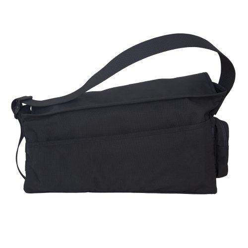 Manhattan Portage Trinity Messenger Bag, schwarz