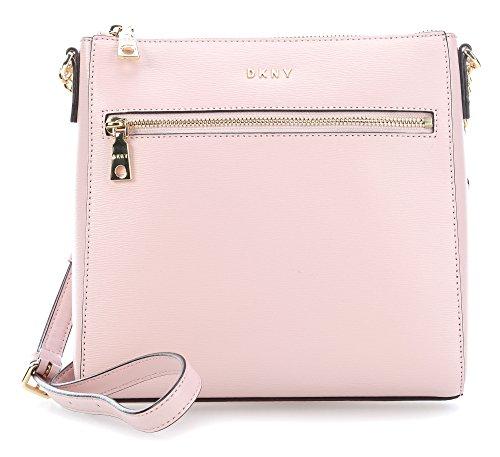 DKNY Bryant Bolsas de hombro rosa