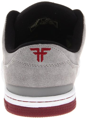 Fallen SEVENTY SIX 41070060 - Zapatillas de skate de ante para hombre Gris (Grau (cement grey/cordovan))
