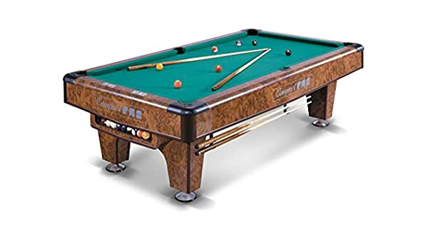 Desconocido Mesa de billar carambola Pool Americana Original Fas Golden 254 Art.GB5: Amazon.es: Hogar