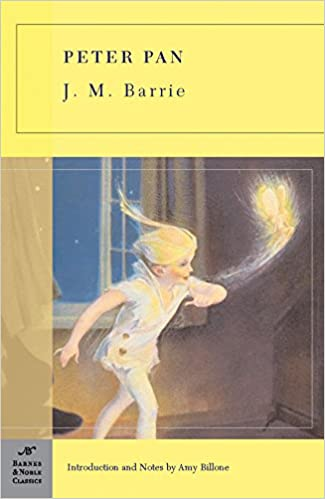 Peter Pan (Barnes & Noble Classics) Paperback – October 5, 2005
