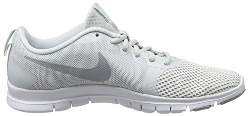 Essential Flex Grey Nike Igloo Pure Bianco Sportive 003 Platinum Wolf Donna Indoor Wmns Tr Scarpe E5E1xw7qr