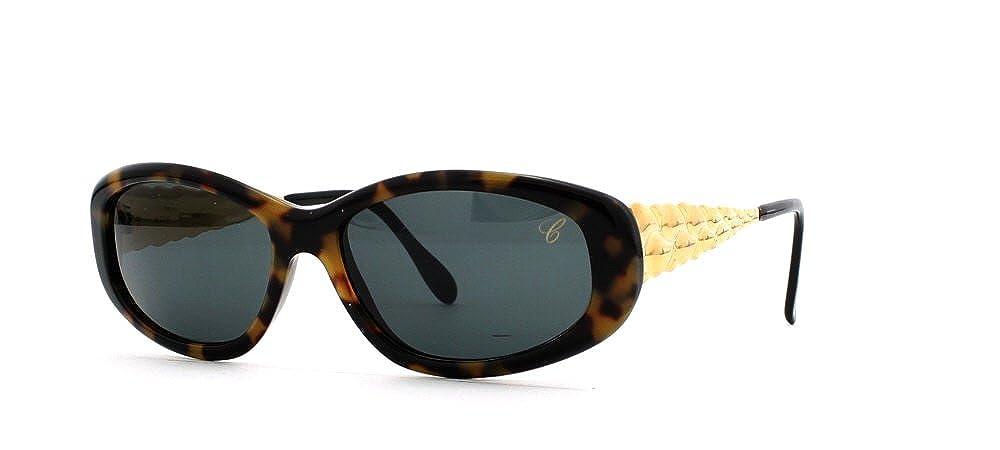 Chopard - Gafas de sol - para mujer Marrón Brown Gold ...