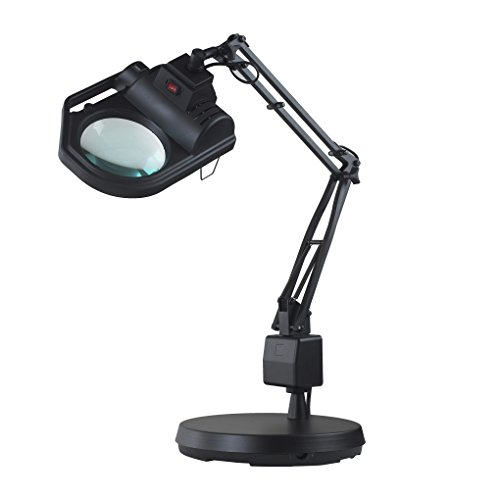 Electrix 7428-5D Halogen SLX Power Series Magnifier Reach with Weighted Base, 25.5