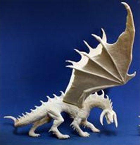 Grim Reaper miniature 77,102 Bones - Ebonwrath, Dragon