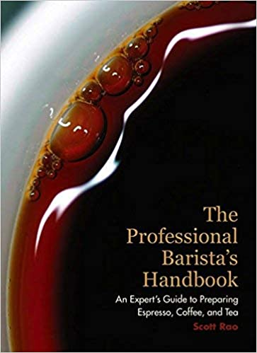 Professional Barista Handbook Pdf
