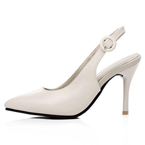 Damen Coolcept Slingback Schuhe Court Beige 1wdORwZq