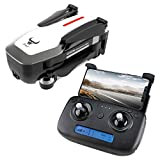 RONSHIN Toy Beast SG906 GPS 5G WiFi FPV with 4K Ultra Clear Camera Brushless Selfie Foldable RC Drone Quadcopter RTF White