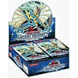 YuGiOh 5D's Ancient Prophecy Booster Box (24 packs) [Toy]