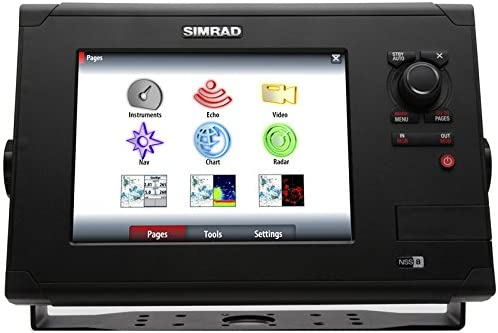 Simrad NSS 8 Chartplotter emea version: Amazon.es: Electrónica