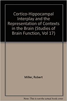 Cortico-Hippocampal Interplay and the Representation of Contexts in the Brain (Studies of Brain Function, Vol 17)