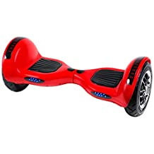 "HOVERBIRD HBIRD-I6-Red 10"" Hoverboard, Hands Free Two Wheel Self Balancing Electric Scooter, Red"