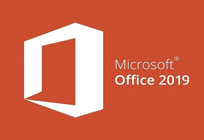 Microsoft Office Professional Plus 2019 For 1 Pc Dvd Amazonca