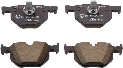 ATE GERMANY CERAMIC BMW E60 E61 E63 E64 E70 E71 F15 Rear Brake Pad Set OEM 34216763043