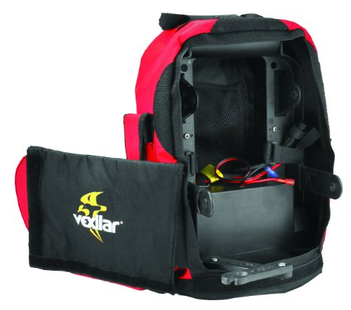 Vexilar FSDV-100 Fish Scout Double Visi Soft Pack Case