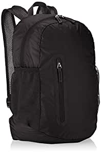 AmazonBasics Ultralight Packable Day Pack - Black, 35L