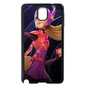Samsung Galaxy Note 3 Cell Phone Case Black_Disney Movie Big Hero 6 TR2289316