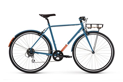 New 2018 Raleigh Carlton 8 Complete City Bike Lifestyle Updated