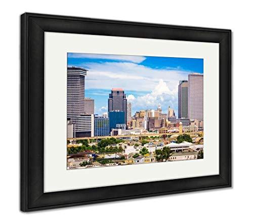 - Ashley Framed Prints New Orleans, Louisiana, USA, Wall Art Home Decoration, Color, 30x35 (Frame Size), Black Frame, AG32911931