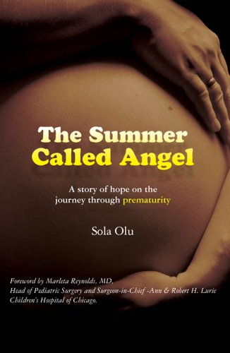 Book: The Summer Called Angel - A story of hope on the journey through prematurity by Sola Olu