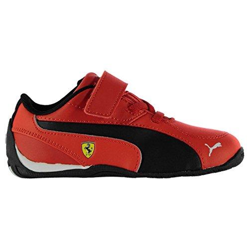 Reebok Ninos Cl Joggers Chicas Infantiles Velcro Correa Correr Running Zapatos Rojo C4 (20)