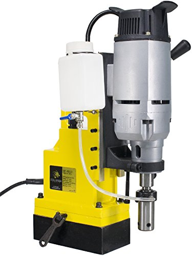 "Steel Dragon Tools MD45 Magnetic Drill Press with 1-3/4"" Boring Diameter & 2700 LBS Magnetic Force"