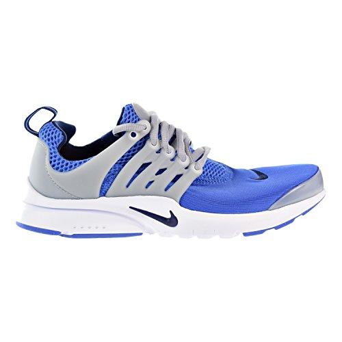 e17ae98f09fb Galleon - Nike Presto Boys(GS) Shoes Comet Blue Binary Blue White  833875-401 (4 M US)