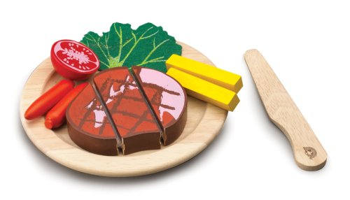 Wonderworld Eco-Friendly My Steak Set