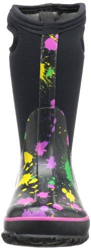 Bogs Classic Digital Camo - K Unisex-Kinder Paint Splat/Pink/Multi