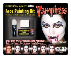 Vampiress Makeup Kit Wolfe Bro PROD-ID : 563172 (Vampiress Makeup)