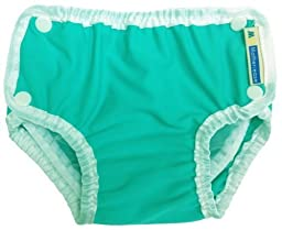 Mother-Ease Swim Diaper - Marine - Large (27-33 lbs)