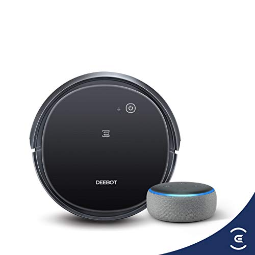 ECOVACS DEEBOT 500 Robotic Vacuum Cleaner + Echo Dot Now $169.99 (Was $309.94) **Today Only**
