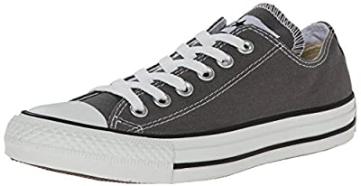 Converse All-Star Chuck Taylor Lo-Top Sneakers (Mens, Charcoal)