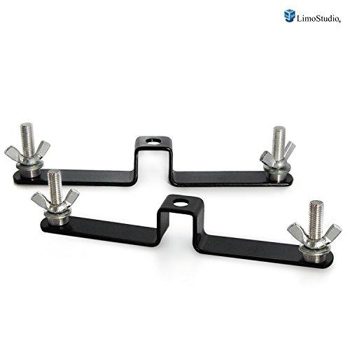 LimoStudio Photo Studio Backgdrop Support Cross Bar Mounting Hardware Set, AGG1258 by LimoStudio