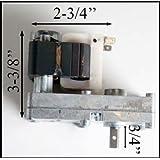 Harman, Harmon Auger Motor Pellet Stove 4 RPM - Turns CW - PP7004 MFR 3-20-60906