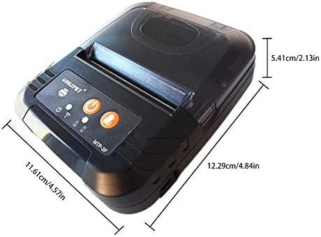 lı Vestmon - Impresora de recepción térmica portátil con ...