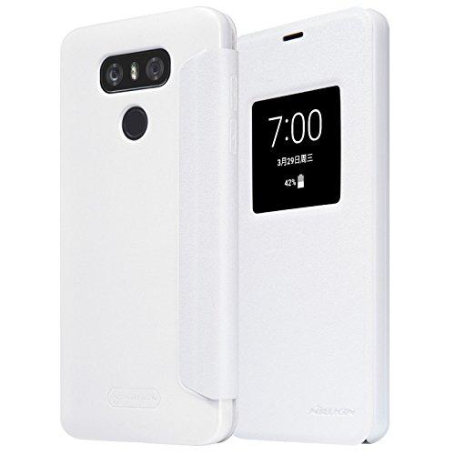 Nillkin Cell Phone Case for LG G6   White