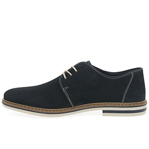 Rieker B1422 - Zapatos de cordones derby Hombre 14.PACIFIC SDE